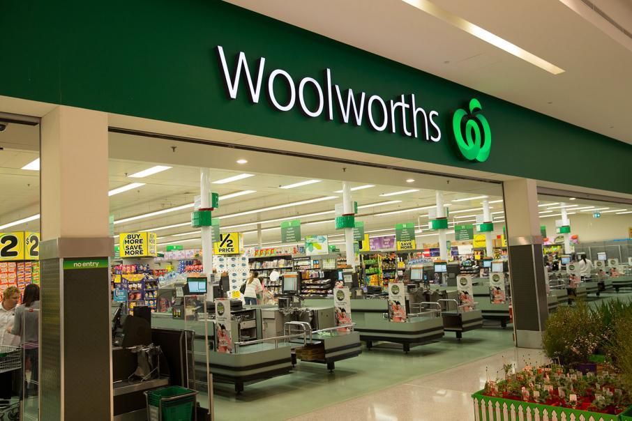 Woolworths计划剥离部分资产   股价上涨超3%
